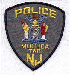 Mullica Twp. Police Patch (NJ)