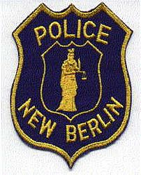 New Berlin Police Patch (NJ)