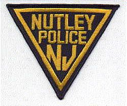 Nutley Police Patch (NJ)