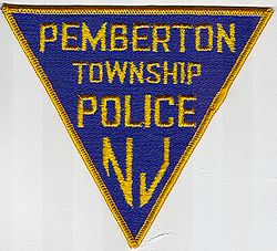 Pemberton Twp. Police Patch (NJ)