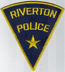 Riverton Police Patch (NJ)