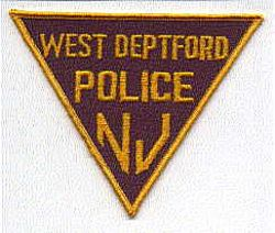 West Deptford Police Patch (NJ)