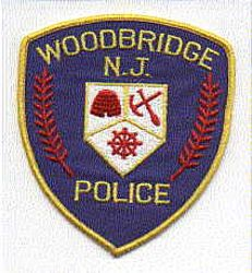 Woodbridge Police Patch (large) (NJ)