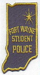 Fort Wayne Student Police Patch (IN)
