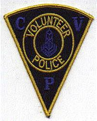 Volunteer Police Patch (IN)