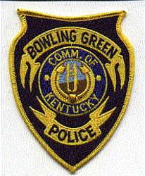 Bowling Green Police Patch (KY)
