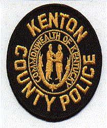 Kenton Co. Police Patch (KY)