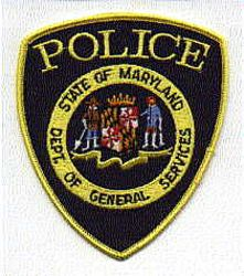 Dept. of General Services Patch (MD)