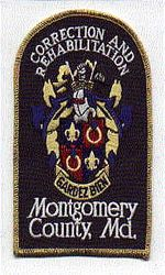 Montgomery Co. Correction & Rehab. Patch (MD)