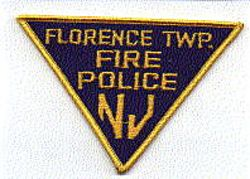 Florence Twp. Fire Police Patch (NJ)