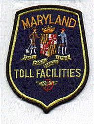 Toll Facilities Patch (MD)