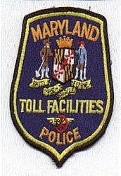 Toll Facilities Police Patch (MD)