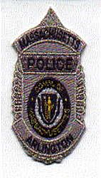 Arlington Police Patch (shield shape) (MA)
