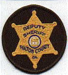 Sheriff: GA, Fulton Co. Deputy Sheriff Patch