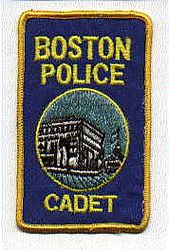 Boston Police Cadet Patch (MA)
