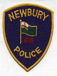 Newbury Police Patch (MA)