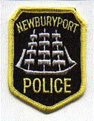 Newburyport Police Patch (MA)