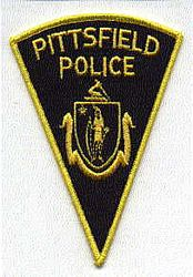 Pittsfield Police Patch (MA)