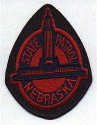 State: NE, State Patrol Patch