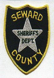 Sheriff: NE, Seward Co. Sheriffs Dept. Patch