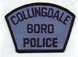 Collingdale Boro Police Patch (PA)