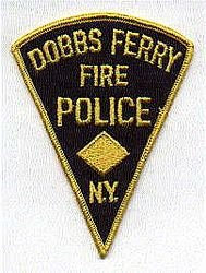 Dobbs Ferry Fire Police Patch (NY)
