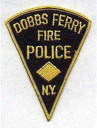 Dobbs Ferry Fire Police Patch (NY)