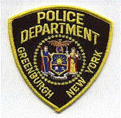 Greenburgh Police Patch (NY)