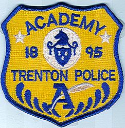 School: NJ, Trenton Police Academy Patch