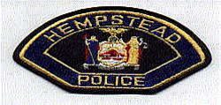 Hempstead Police Patch (full color)(no letters) (NY)