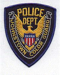 Johnstown Color Guard Police Patch (NY)