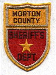 Sheriff: ND, Morton Co. Sheriffs Dept. Patch