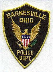 Barnesville Police Patch (OH)