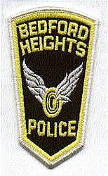Bedford Heights Police Patch (OH)