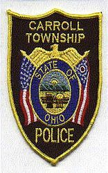 Carroll Twp. Police Patch (OH)