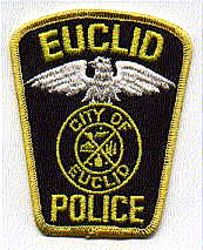Euclid Police Patch (OH)
