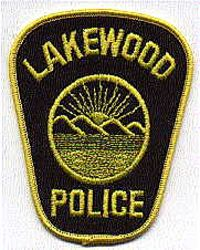 Lakewood Police Patch (OH)