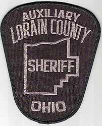 Sheriff: OH, Lorain Co. Sheriffs Dept. Aux. Patch