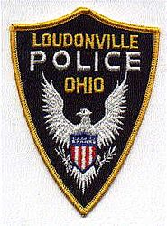 Loudonville Police Patch (OH)