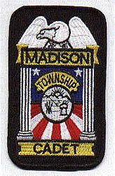 Madison Twp. Cadet Patch (OH)