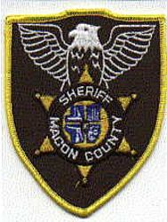 Sheriff: GA, Macon Co. Sheriff Patch