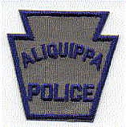 Aliquippa Police Patch (twill) (PA)