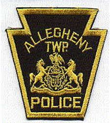 Allegheny Twp. Police Patch (PA)