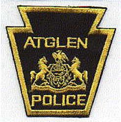 Atglen Police Patch (PA)