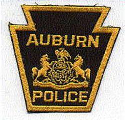 Auburn Police Patch (PA)