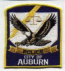 Auburn Police Patch (AL)