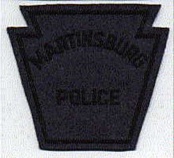 Martinsburg Police Patch (felt) (PA)