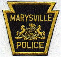 Marysville Police Patch (PA)