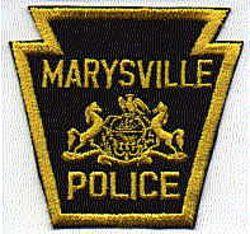 Marysville Police Patch (PA)