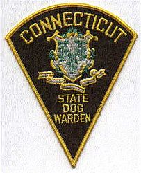 Dog Warden Patch (CT)